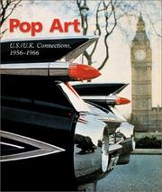 Cover of: POP ART: US/UK Connections: 1956-1966