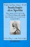Cover of: Soziologie des Sports.