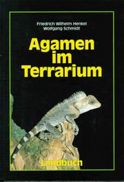 Cover of: Agamen im Terrarium.