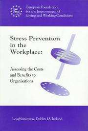Cover of: Stress Prevention in the Workplace