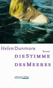 Cover of: Die Stimme des Meeres