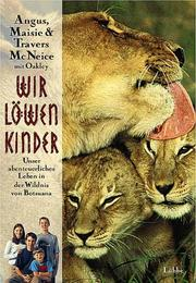 Cover of: Wir Löwenkinder.