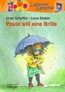 Cover of: Paula will eine Brille. ( Ab 6 J.).