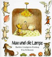 Cover of: Max, Max und die Lampe