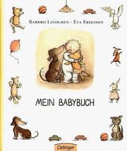 Cover of: Mein Babybuch