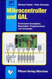 Cover of: Mikrocontroller und GAL.