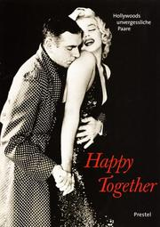 Cover of: Happy Together. Hollywoods unvergessliche Paare.