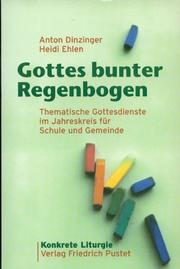 Cover of: Gottes bunter Regenbogen.