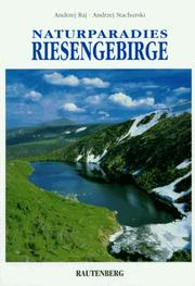 Cover of: Naturparadies Riesengebirge.