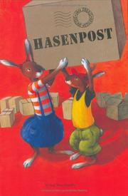 Cover of: Hasenpost.