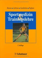 Cover of: Sportmedizin und Trainingslehre.