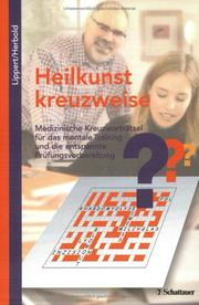 Cover of: Heilkunst kreuzweise.