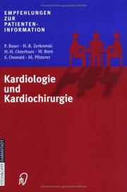 Cover of: Empfehlungen zur Patienteninformation