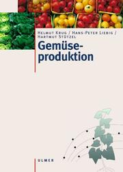 Cover of: Gemüseproduktion.