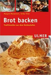 Cover of: Brot backen.