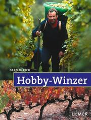 Cover of: Hobby- Winzer.