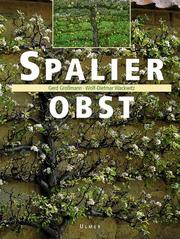 Cover of: Spalierobst.