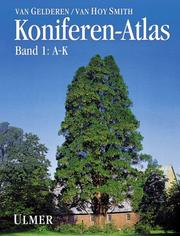 Cover of: Koniferen- Atlas. 2 Bände.