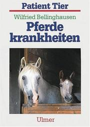 Cover of: Pferdekrankheiten.
