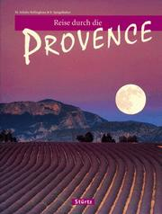 Cover of: Reise durch die Provence.