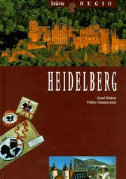 Cover of: Heidelberg.