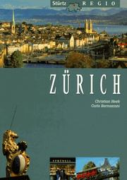 Cover of: Zürich.