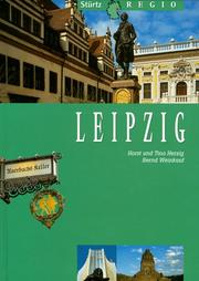 Cover of: Leipzig.