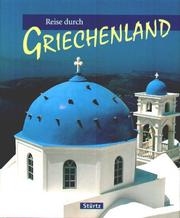 Cover of: Reise durch Griechenland.