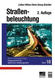 Cover of: Straßenbeleuchtung.