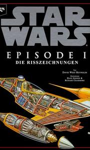 Cover of: Star Wars. Episode 1. Die Risszeichnungen