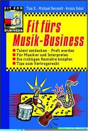 Cover of: Fit fürs Musik- Business.