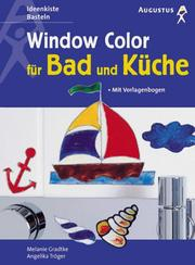 Cover of: Window Color für Bad und Küche.