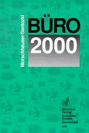 Cover of: Büro 2000. (Lernmaterialien)