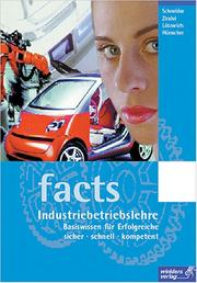 Cover of: facts Industriebetriebslehre.