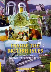 Cover of: Inside the Britisch Isles, Lehrbuch