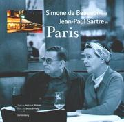 Cover of: Simone de Beauvoir und Jean- Paul Sartre in Paris.