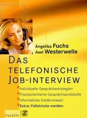 Cover of: Das telefonische Job- Interview.