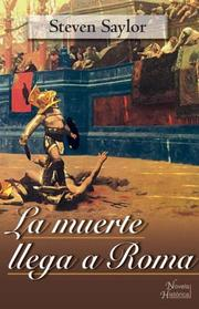 Cover of: La Muerte Llega a Roma/ Death Arrives in Rome