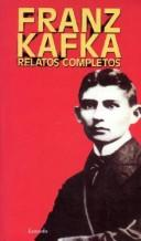 Cover of: Relatos completos