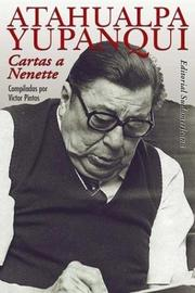 Cover of: Cartas a Nenette