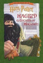 Cover of: Harry Potter Hagrid La Gigante - Block Actividades