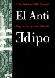 Cover of: Anti-Edipo