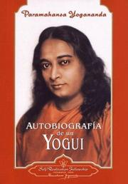 Cover of: Autobiografia de Un Yogui