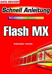 Cover of: Schnellanleitung Flash MX