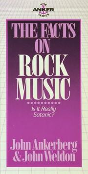 Cover of: The facts on rock music