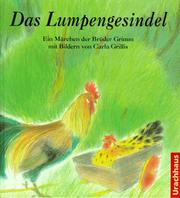 Cover of: Das Lumpengesindel