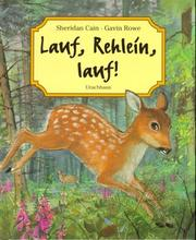 Cover of: Lauf, Rehlein, lauf. ( Ab 3 J.).