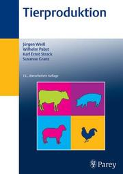 Cover of: Tierproduktion.