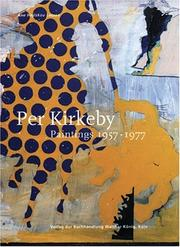 Cover of: Per Kirkeby
