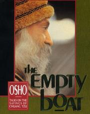 Cover of: The empty boat: talks on the stories of Chuang Tzu